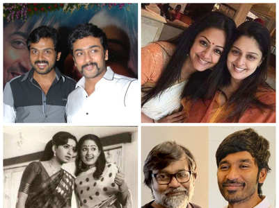 Siblings Day: Kollywood's star siblings