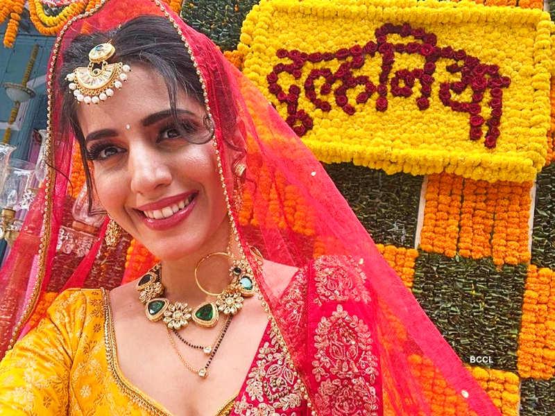 Actress Simran Pareenja: 'Lakshmi Ghar Aayi' a call against dowry system (Photo - Instagram)