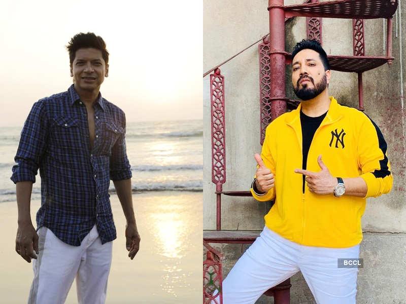 Singers Shaan, Mika pay tribute to Wajid Khan, Sajid gets emotional (Photo - Instagram)