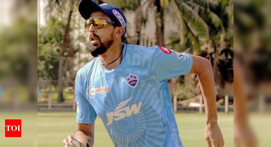 IPL 2021: Ishant injured again, misses Delhi Capitals' opener against CSK | Cricket News – Times of India