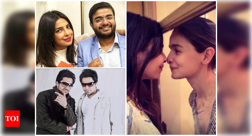 Siblings Day: Celebs share pics with siblings