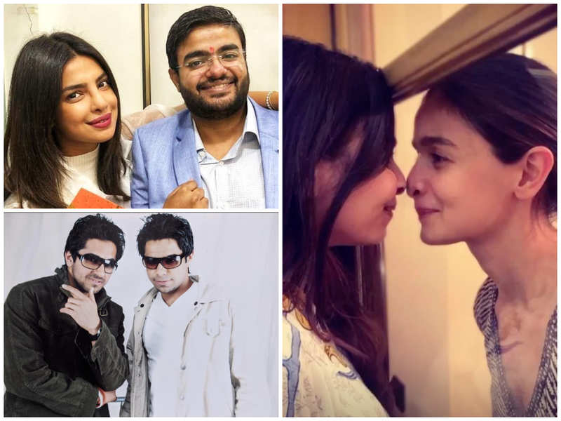 World Siblings Day 2021: Priyanka Chopra Jonas, Ayushmann Khurrana, Alia Bhatt and other celebs share heartwarming pictures with their siblings