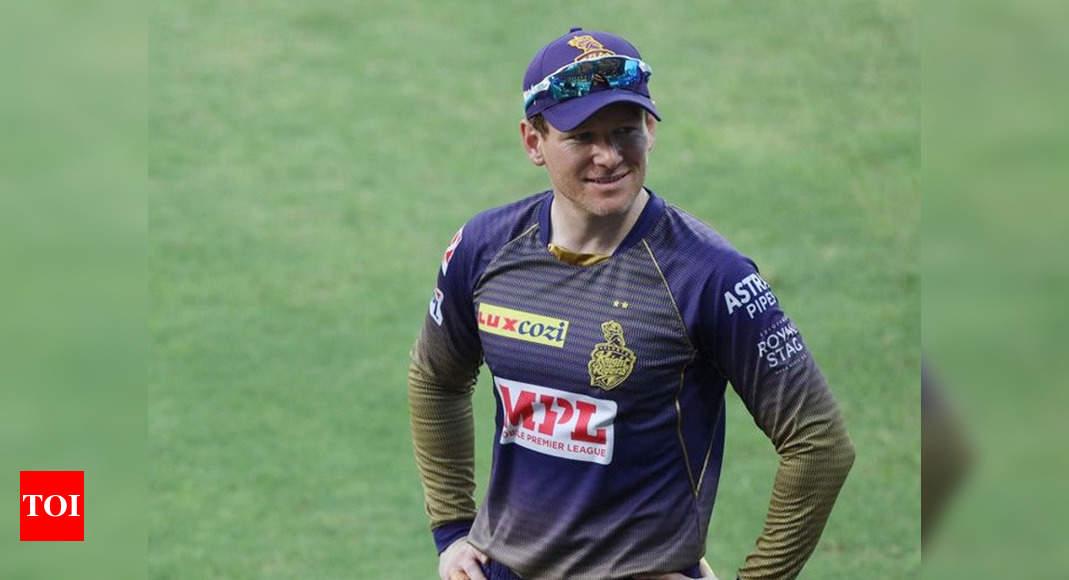 IPL 2021: Shakib and Sunil are no different, says KKR skipper Morgan   Cricket News – Times of India