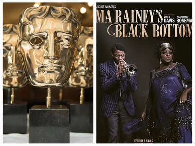 BAFTAs 2021: 'Ma Rainey' leads with 2 wins