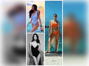 Bollywood beauties who are summer-ready