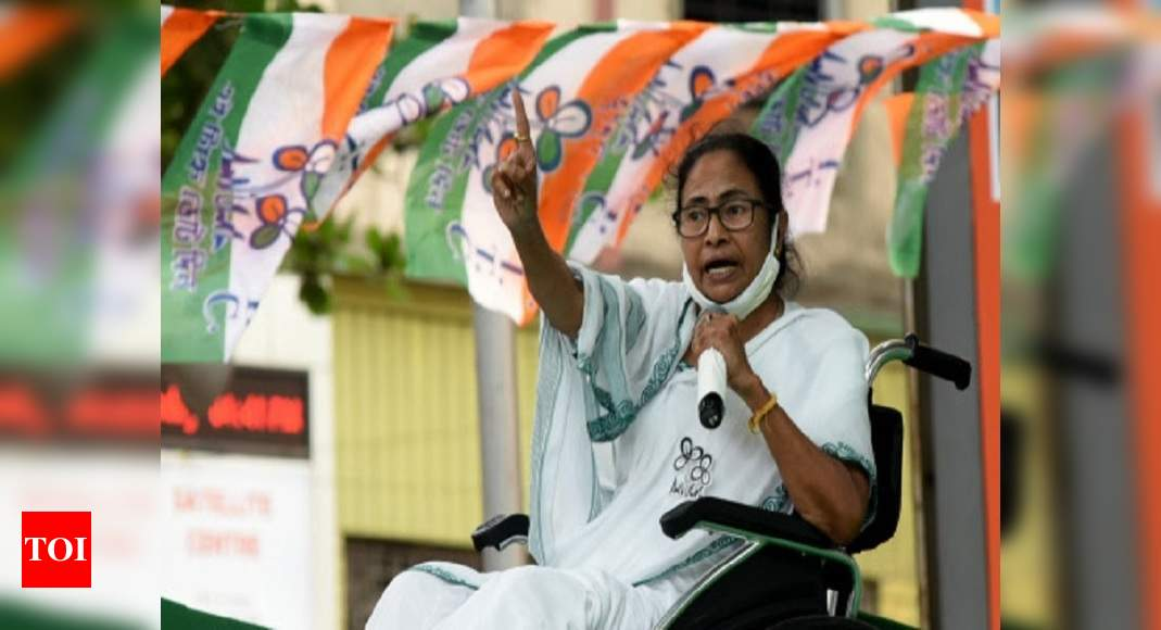 EC trying to suppress facts by barring entry of politicians in Cooch Behar: Mamata