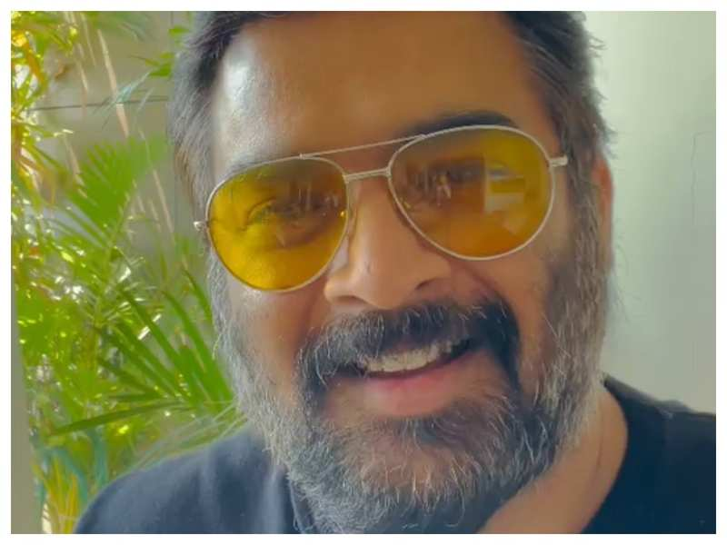 R Madhavan tests negative for Covid-19; says 'by God's grace we are all fit and fine now'