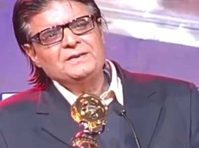 WATCH: Late Satish Kaul's emotional speech