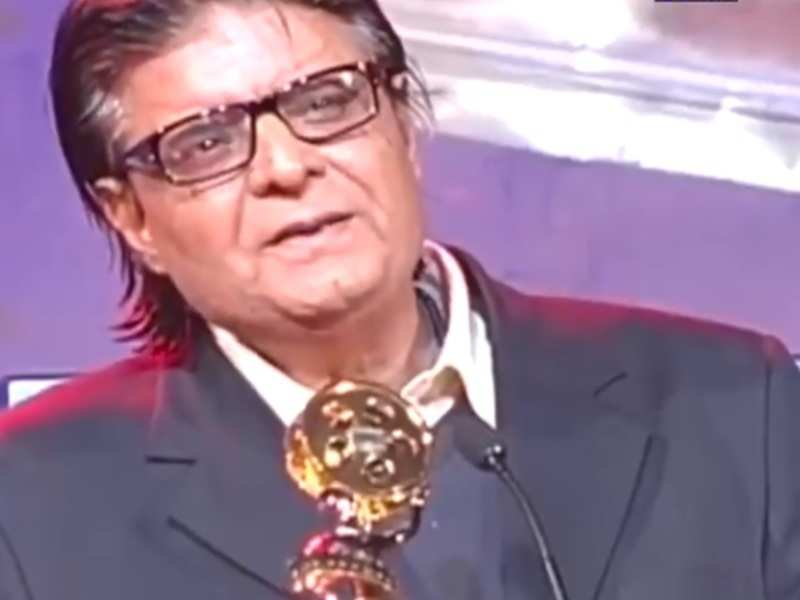WATCH: Late Mahabharat actor Satish Kaul's emotional speech when he was given Lifetime Achievement Award in 2011