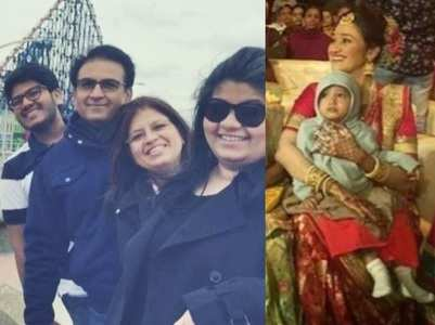 Meet real life families of Taarak's star cast