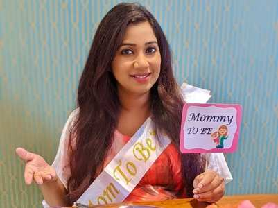 A sneak peek into Shreya's baby shower