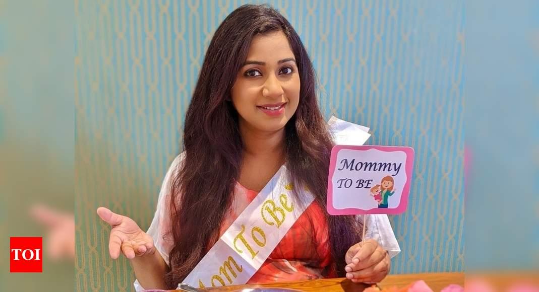 A sneak peek into Shreya's baby shower