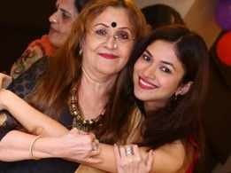 Ridhima pens note after demise of her mom