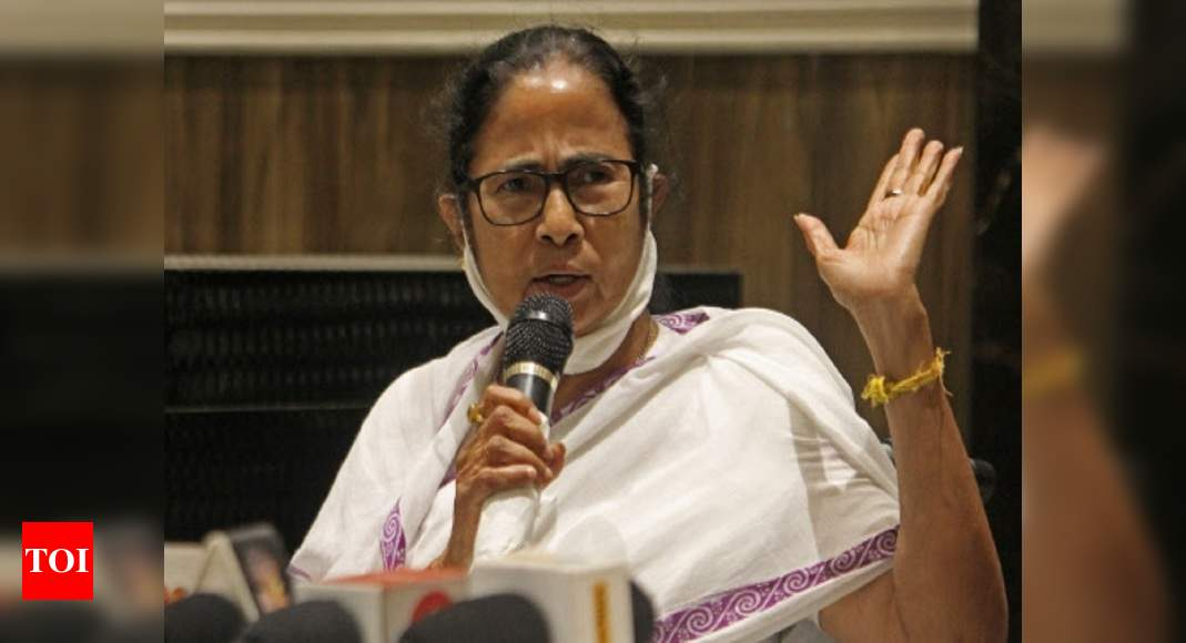 Cooch Behar incident result of conspiracy hatched by BJP to intimidate voters: Mamata