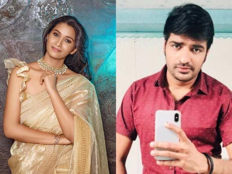 Priya Bhavani Shankar pulls Sathish's leg in fun Twitter convo