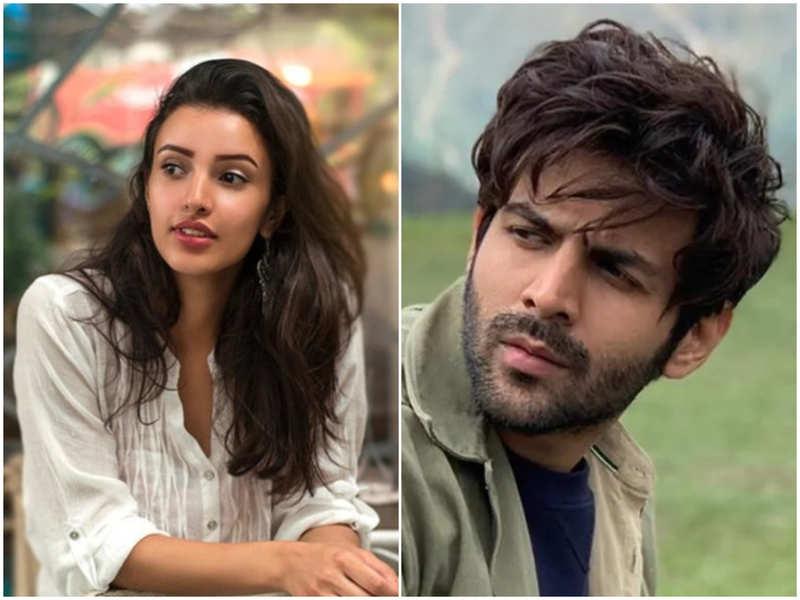 Is Tripti Dimri playing Kartik Aaryan's leading lady in his next?