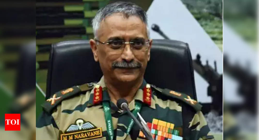 General MM Naravane attends 'Army Chief's Conclave' in Bangladesh