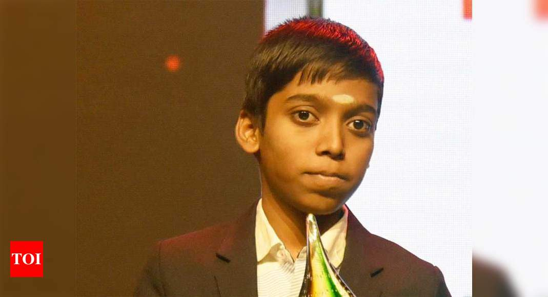 Praggnanandhaa wins Polgar Challenge with a round to spare