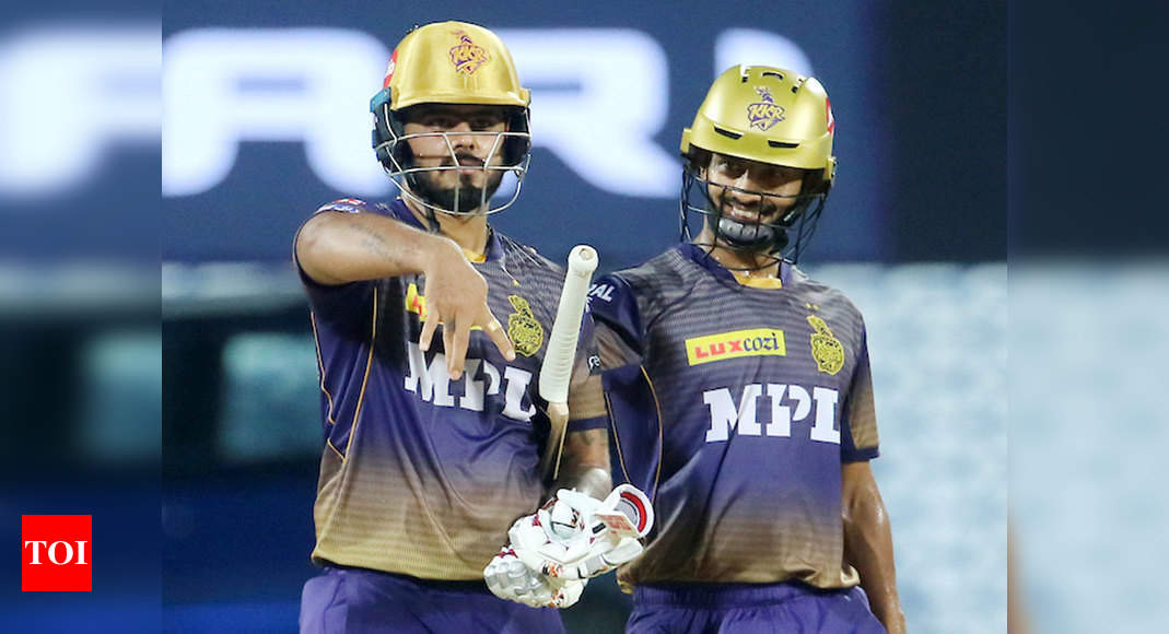 Knight Riders begin IPL 2021 campaign with 10-run win over Sunrisers