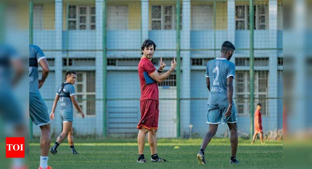 In first two games, Champions League intensity will take FC Goa players by surprise: Juan Ferrando - Times of India