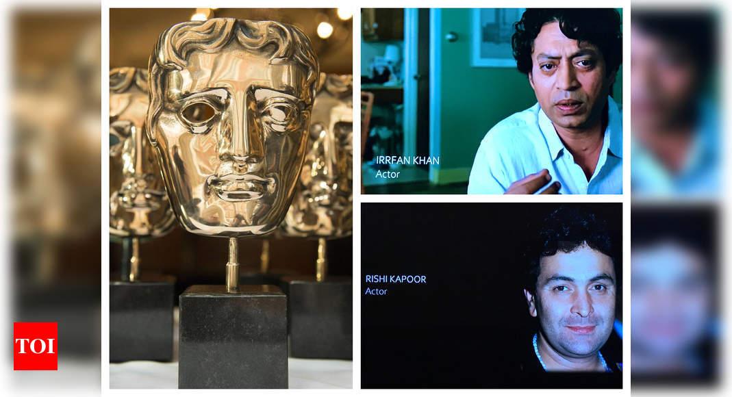 BAFTA honours Irrfan and Rishi