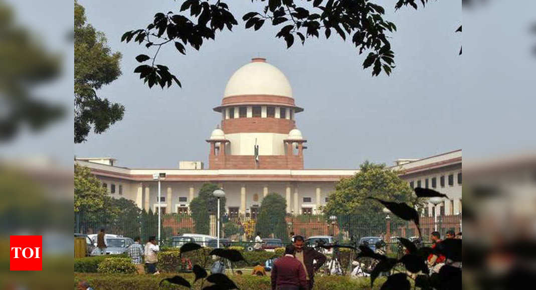 SC judges to function from home, over 50% staff test Covid positive