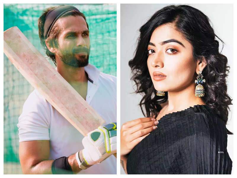 Did you know that Rashmika Mandanna was approached for the Hindi remake of 'Jersey' starring Shahid Kapoor?