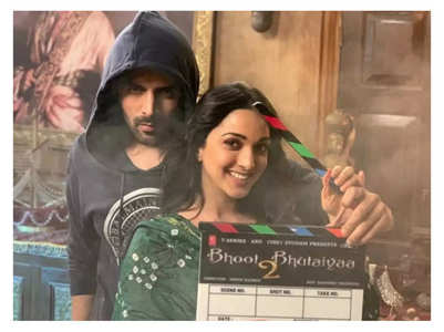 'Bhool Bhulaiyaa 2' shoot put on hold