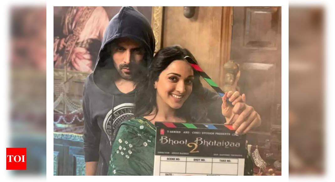 'Bhool Bhulaiyaa 2' shoot put on hold