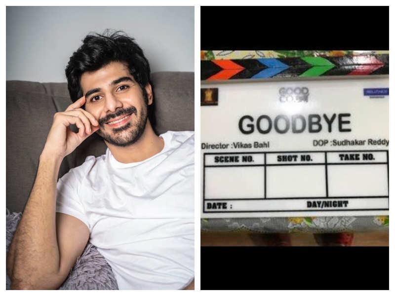 'Goodbye': Pavail Gulati joins the cast of Amitabh Bachchan and Rashmika Mandanna starrer
