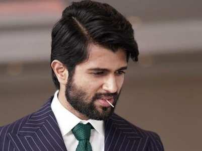 Pics of Vijay Deverakonda on social media
