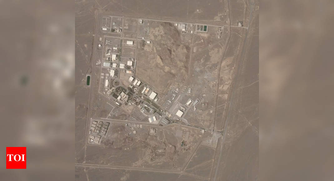 Israel 'of course' behind nuclear site attack: Iran