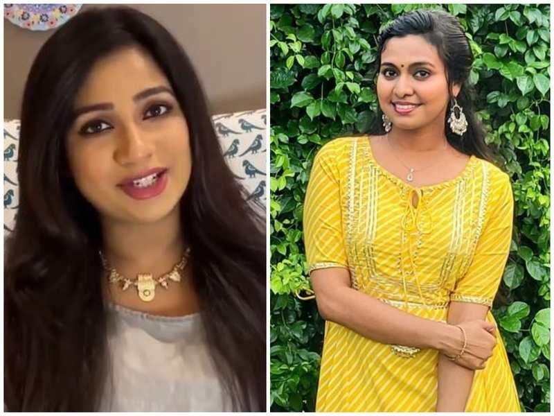 Super 4 contestant Gayathry Rajiv wins Shreya Ghoshal's #Anganamorechallenge, says 'it's like a dream'