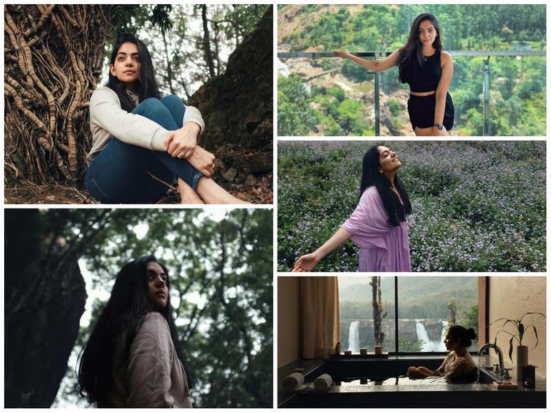 Pic courtesy: Instagram/ Ahaana Krishna