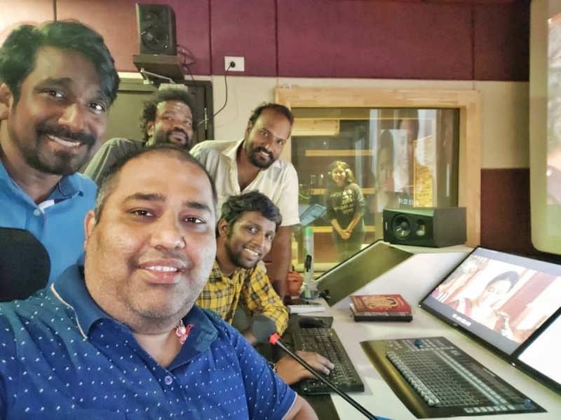 Dubbing work for CV Kumar's Kottravai begins