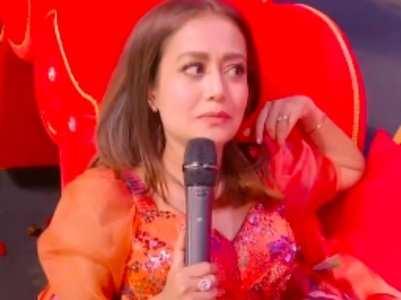 Neha complains 'Masti nahi karne dete'