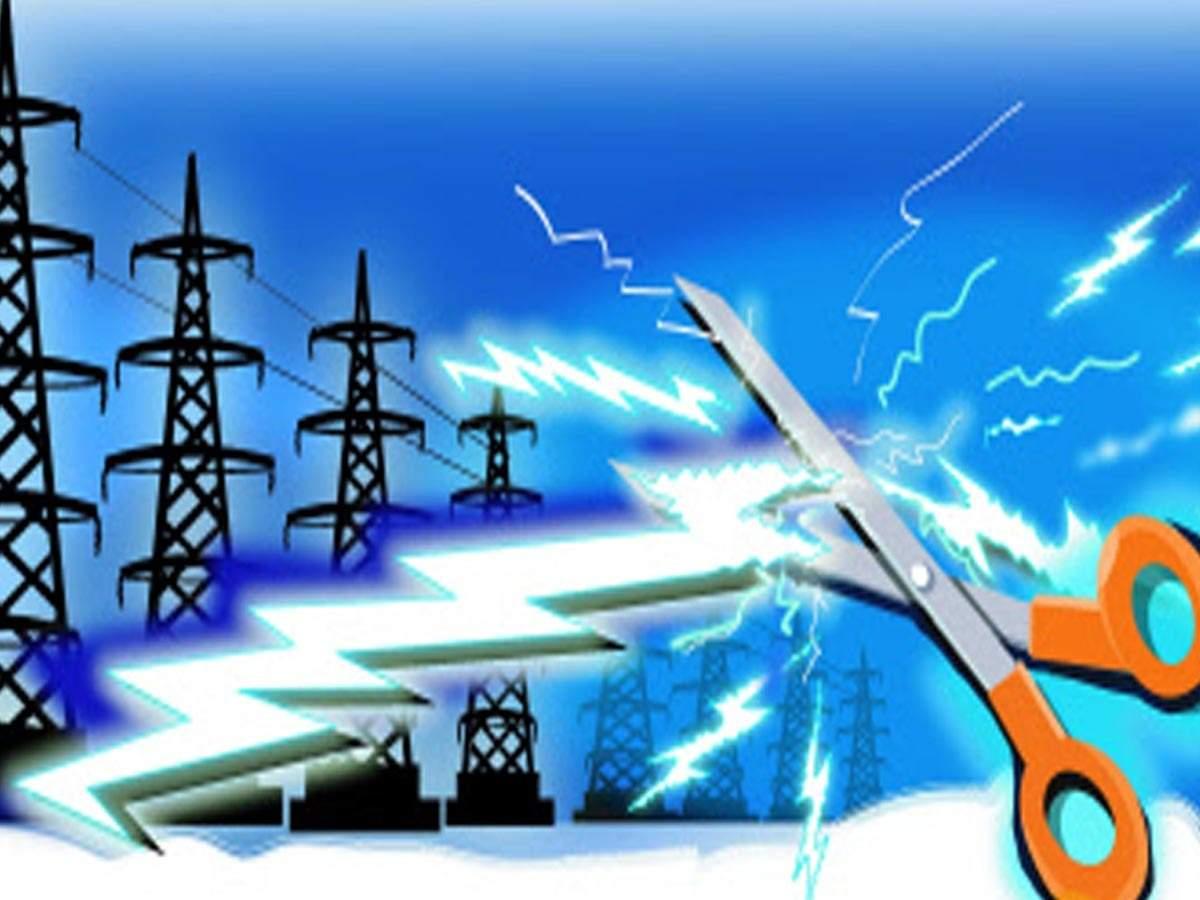 Power Cut in Chennai: Power cut announced for parts of Chennai, outskirts    Chennai News - Times of India