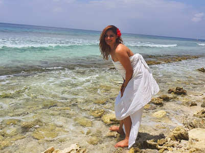 Arti's dreamy pictures from her vacation