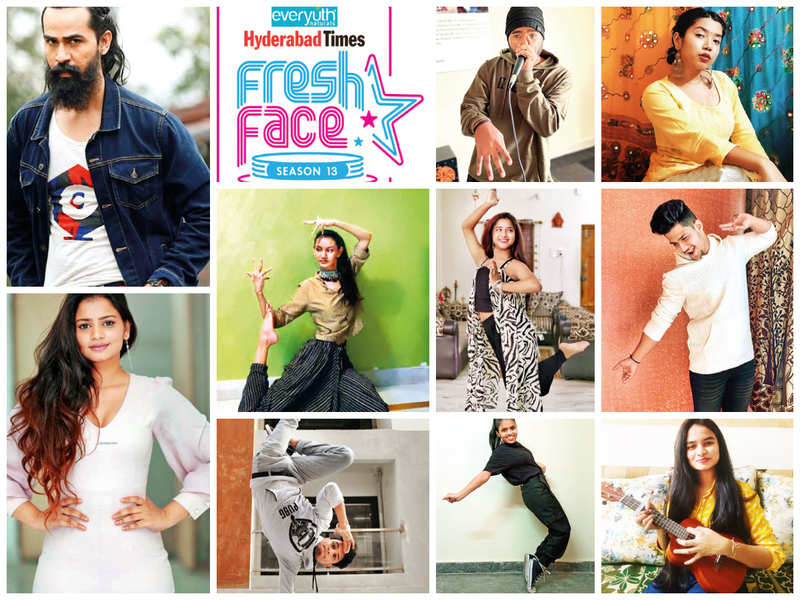 Times Fresh Face: Young, fresh & talented, city students impress on Day 1 of digital auditions