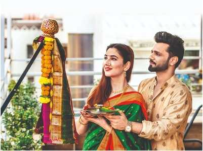Rahul on celebrating Gudi Padwa with Disha
