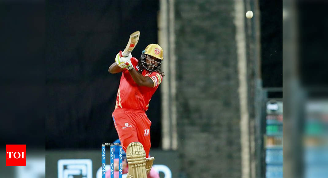 Big-hitting Gayle becomes first player to hit 350 sixes in IPL | Cricket News – Times of India