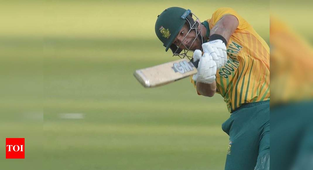 2nd T20I: Markram leads South Africa to easy win over Pakistan | Cricket News – Times of India