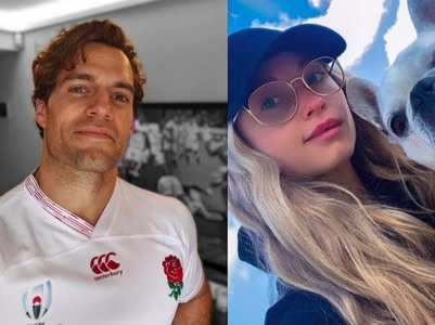 Henry Cavill makes his relationship official