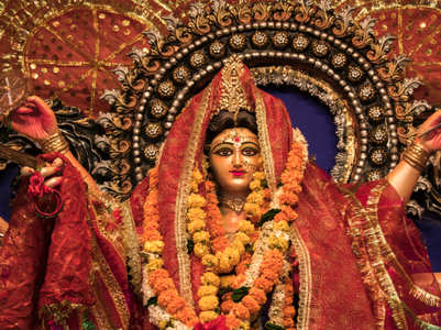 Chaitra Navratri: Cards, greetings, pictures and GIFs