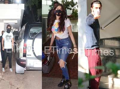 Pap diary: Arjun buys a car; RK in the city