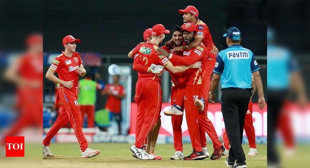 IPL 2021, PBKS vs RR: Sanju Samson's ton ends in heartbreak as Punjab Kings beat Rajasthan Royals | Cricket News – Times of India