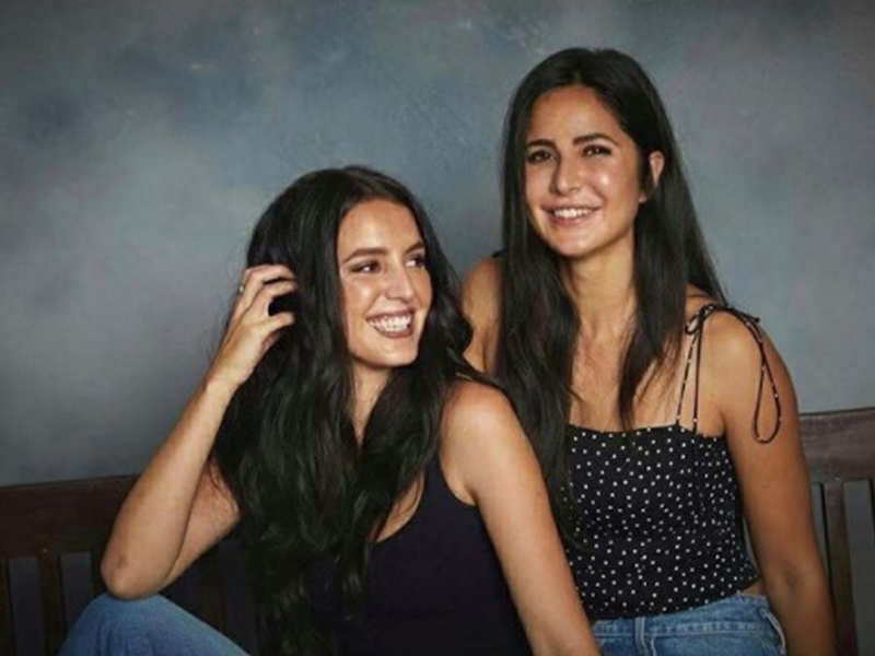 Katrina Kaif's sister Isabelle opens up on being compared to the actress