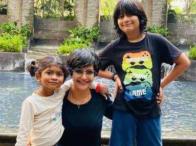 Mandira Bedi slams trolls for mocking her daughter