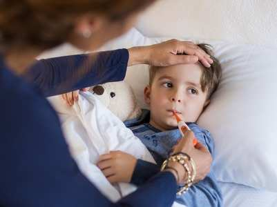 New COVID strain and its impact on children