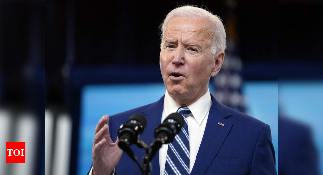 US President Biden greets Muslims on Ramzan